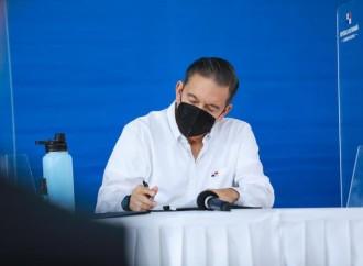 Gobierno Nacional y empresa Acciona Construcción firman contrato para nuevo Hospital del Niño