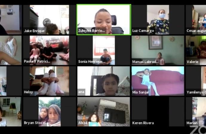 MiCultura: Unos 4 mil niños y jóvenes disfrutarán en febrero de los cursos virtuales de verano