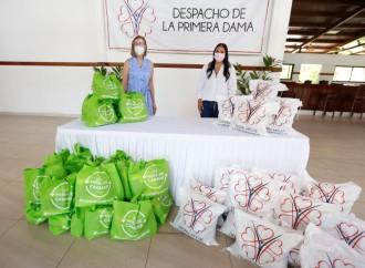 Donan víveres para familias panameñas más vulnerables