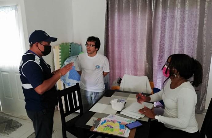 Defensoría del Pueblo garantiza derechos de menores de edad