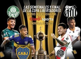 Llega la Copa Libertadores a MARCA Claro y Claro Sports