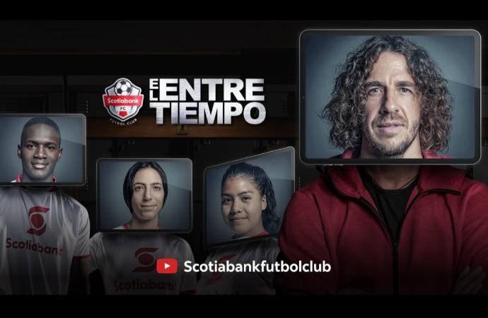Scotiabank lanza campaña, El Entretiempo, nueva serie