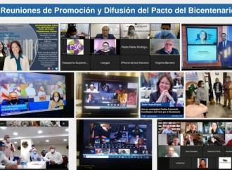 Pacto del Bicentenario, primera fase: La participación ciudadana destaca como aspecto relevante de Panamá Propone