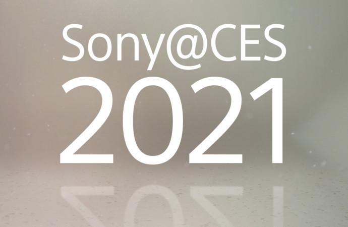 Sony participa en el CES 2021: Redefiniendo nuestro futuro con las tecnologías del mañana