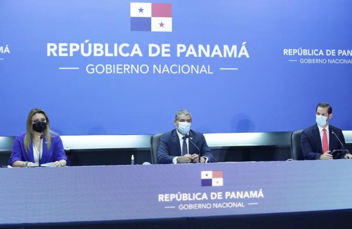 Panamá anuncia nuevas medidas para continuar mitigación contra la Covid-19