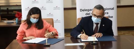 Convenio de cooperación brindará herramientas para la resocialización de los privados de libertad