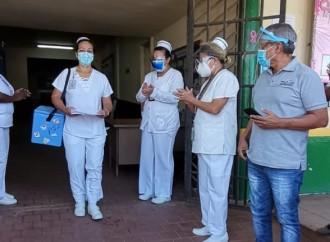 100% de las vacunas contra el Coviod-19 destinadas a Panamá Oeste se aplicaron satisfactoriamente