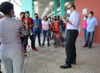 Defensoría del Pueblo gestiona puente humanitario para ciudadanos nicaragüenses