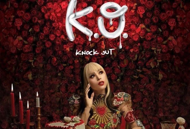 Danna Paola presenta su nuevo álbumK.O.