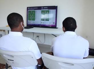 Jóvenes en los centros de cumplimiento están libres de la Covid-19
