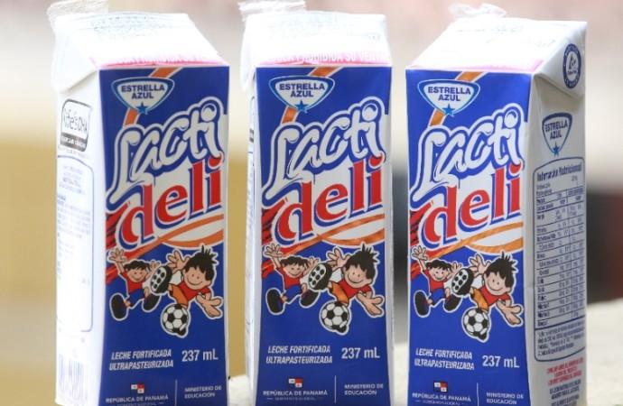 Meduca distribuirá leche fortificada a 223,375 estudiantes de 584 centros educativos