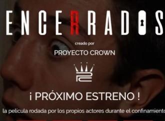 Proyecto Crown – Encerrados: Estreno el 13 de Marzo