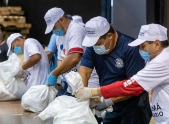 Equipo de Panamá Solidario: once meses llevando paz social al país