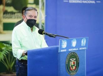 Ley de Agroparques sancionada por el Presidente Cortizo Cohen