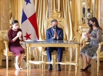 Presidente Cortizo Cohen designa a Carla García, Gobernadora de la Provincia de Panamá