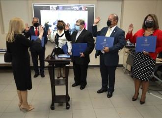 Toman posesión nuevos miembros de los Consejos de las Carreras Públicas del Órgano Judicial