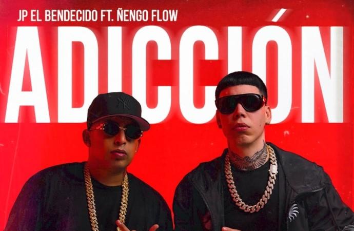 JP lanza el nuevo sencillo «Adicción», junto a Ñengo Flow