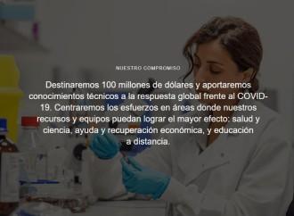Google ayuda a crear Global Health: la plataforma de datos sobre COVID-19 más completa del mundo