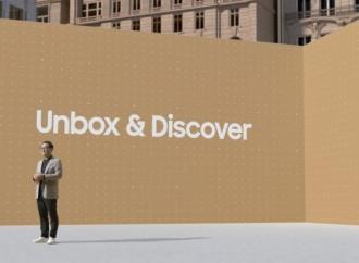 Samsung presenta su línea de TVs y monitores 2021, permitiéndole descubrir más de lo que le encanta