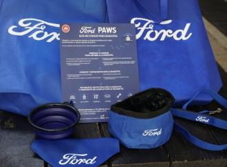 Ford promueve la adopción de mascotas en Panamá durante el Día Internacional de la Felicidad