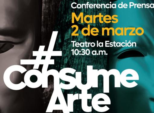 ASTEP invita al lanzamiento de su Campaña #ConsumeArte