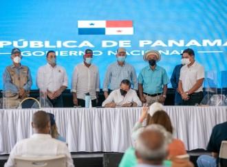 Presidente destaca apoyo de productores y de gobiernos locales en lucha contra pandemia
