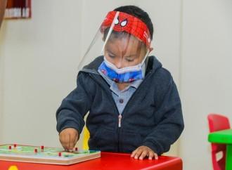 La apertura de los CAIPI ha permitido que más de 600 niños y niñas reciban estimulación temprana