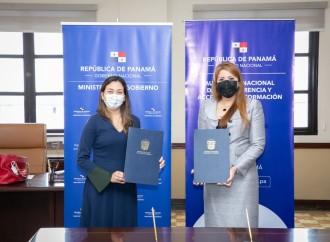 MINGOB y ANTAI firman acuerdos relativos a la ética y la transparencia