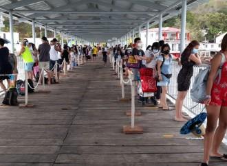Más de 32 mil personas viajaron por vía marítima durante Semana Santa