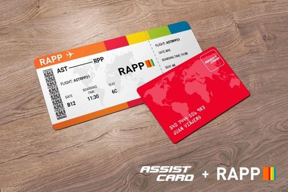 Assist Card eligió a RAPP Argentina como su agencia integral en toda la región LATAM