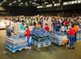 Más de 3,000 jóvenes voluntarios del MIDES se han sumado al Plan Panamá Solidario