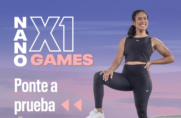 Reebok y CrossWars Panamá presentan los NANO X1 Games