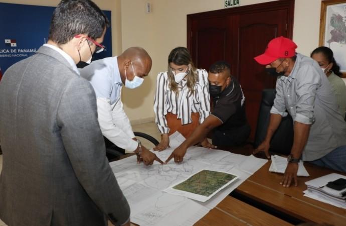 Agrimensores del Miviot entrarán a asentamiento Villa Jazmín en Chepo