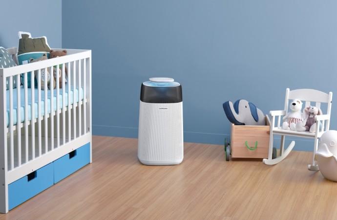 Respire el mejor aire en casa con los purificadores y acondicionadores de aire Samsung