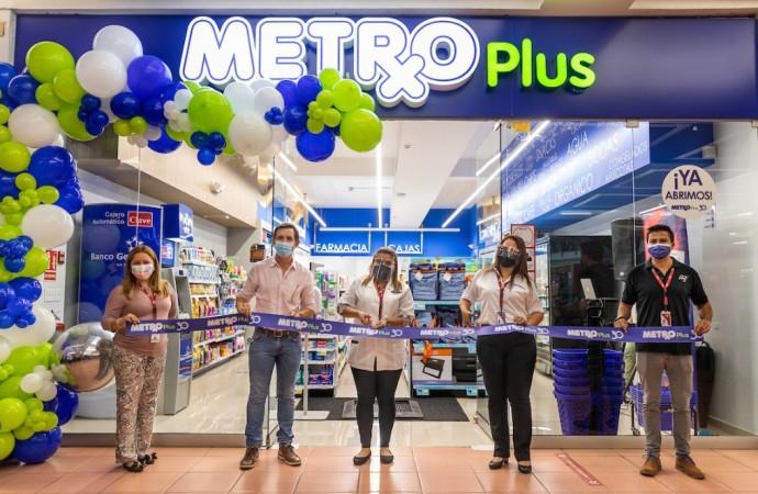 Metro Plus inaugura dos nuevas sucursales más cerca de sus clientes