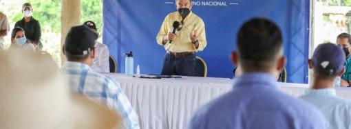 Gobierno cumple con obras solicitadas por comunidad de Tambo en Coclé