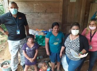 Gestionan vivienda para familia de extrema pobreza de Cirí de Los Sotos en Capira
