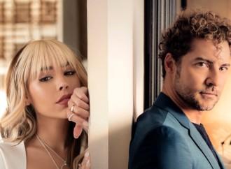 Estreno! David Bisbal y Danna Paola juntos por primera vez en 'Vuelve, Vuelve'