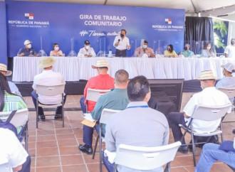 """Presidente Cortizo Cohen reitera el compromiso de """"no bajar la guardia"""" ante el Covid-19"""