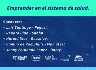 """""""Health Talks"""" reunirá líderes del ecosistema de innovación en salud de Latinoamérica"""