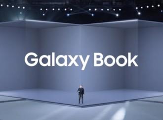 Serie Samsung Galaxy Book Pro: Computación móvil para el mundo conectado