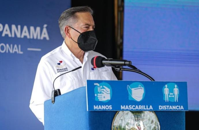 Presidente anuncia que a partir de próximo lote de vacunas de Astrazeneca se abrirán auto rápidos en Chiriquí, Azuero, Santiago, Colón y La Chorrera