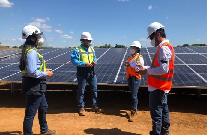 Inicia construcción de Madre Vieja de 30.88MW, nuevo proyecto de energía solar de Enel Green Power Panamá