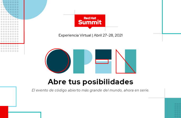 Llega el Red Hat Summit 2021 Virtual Experience