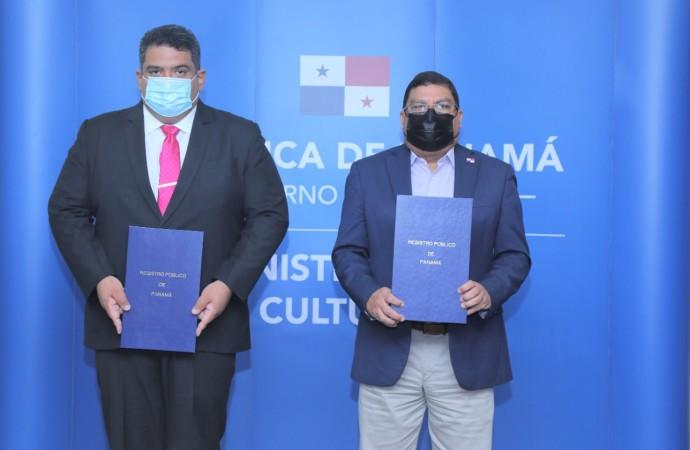 MiCultura y Registro Público firman convenio de emisión de firma electrónica