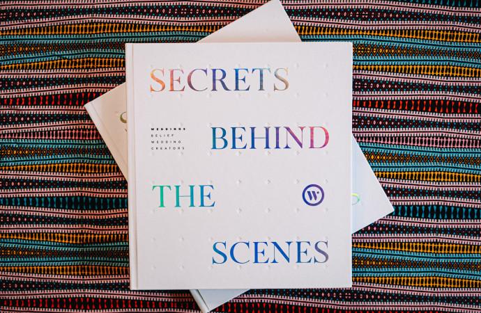 Bodas Panameñas son elegidas para formar parte del libro internacional «Secrets Behind The Scenes»