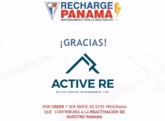 Active Re beca a participantes del Programa Recharge 2021