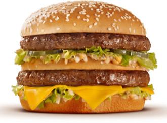 El Big Mac fue la hamburguesa más pedida durante la pandemia por Delivery