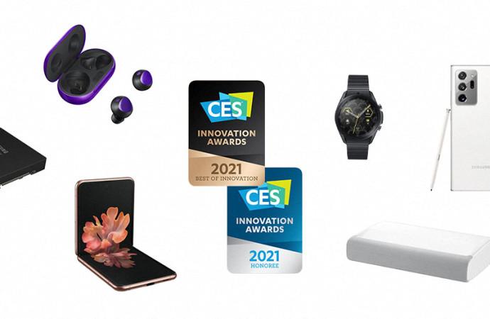 Premios y certificaciones avalan la calidad de los dispositivos Samsung Electronics