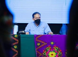 Presidente Cortizo Cohen anuncia barrido de vacunación en Darién